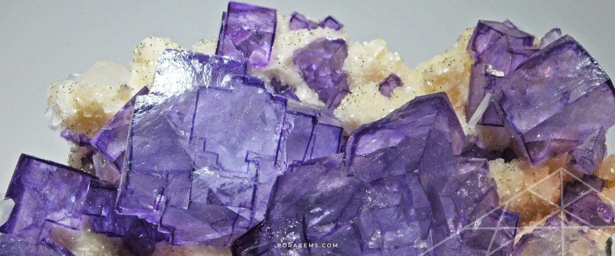 Crystal systems of Gemstones