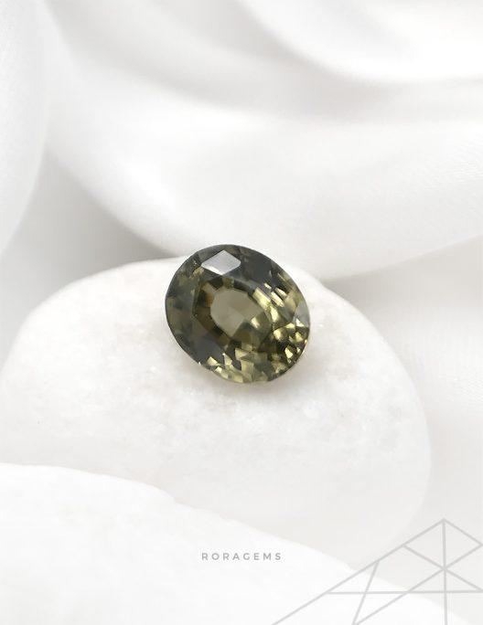 Best gem sellers in the world online - green zircon - roragems
